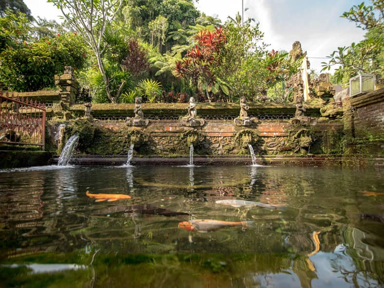 Embark on a spiritual journey in Bali