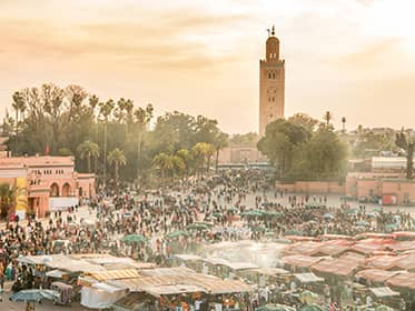 Visit Marrakech's spirited heart
