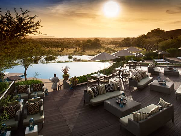 Four Seasons Lodge Serengeti