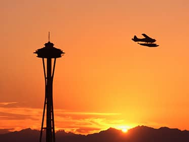 Tour the Emerald City from the air