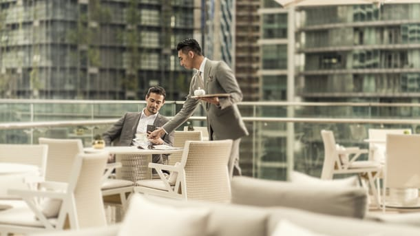 7th floor Executive Lounge