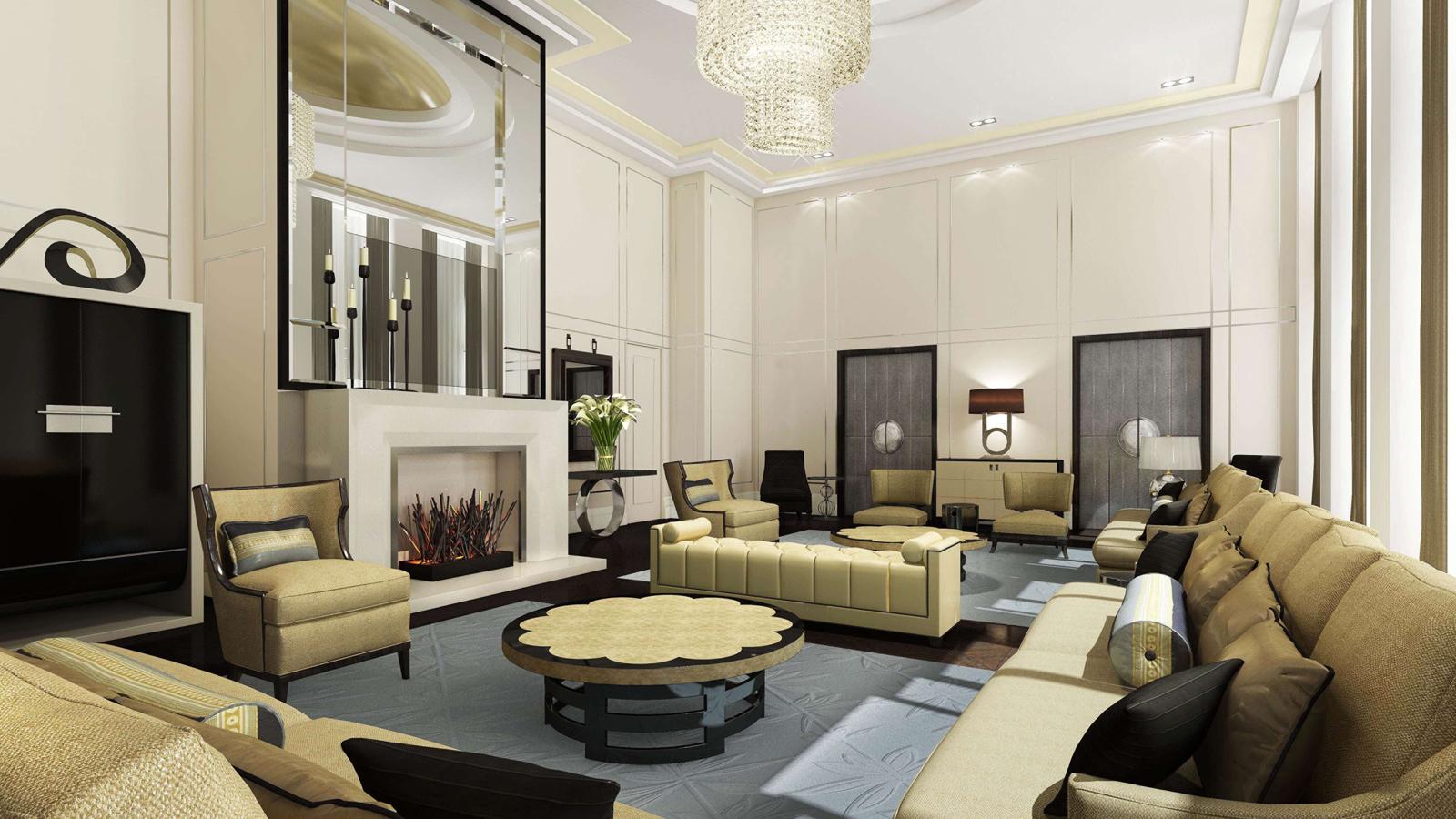 New four seasons hotel abu dhabi opens at al maryah island for Al manzool decoration abu dhabi