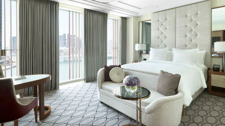 Abu Dhabi Hotel Suites