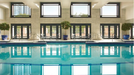 Hotel indoor pool  Atlanta Hotels in Indoor Pools | Main Pool | Four Seasons Atlanta