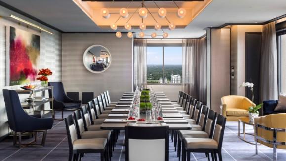 Atlanta Event Venues Amp Meeting Space Banquet Room Four