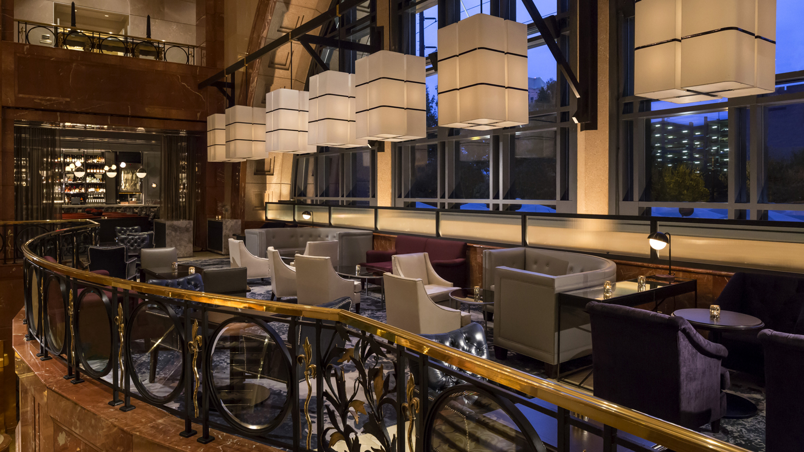 Fine Dining Experiences at Four Seasons Hotel Atlanta