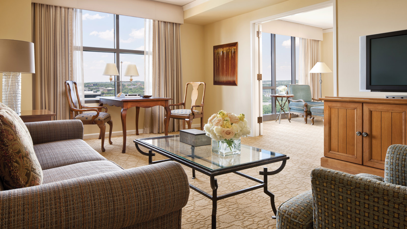 Austin Hotel Suite With Lake View Four Seasons Hotel Austin