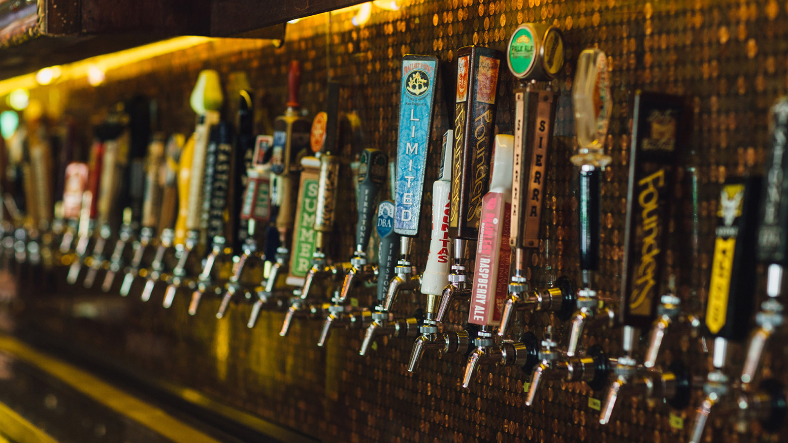Craft Beer Bars Austin