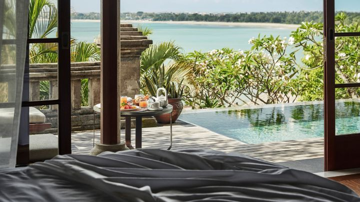 Luxury Villa Accommodation Four Seasons Bali at Jimbaran Bay
