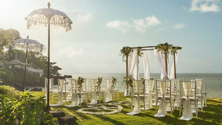 Bali Wedding Bali Destination Wedding Four Seasons Jimbaran Bay