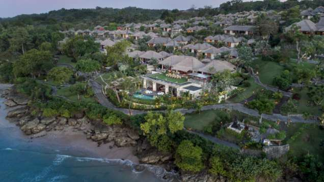 Four Seasons Bali At Jimbaran Bay Perfect For Corporate Events And