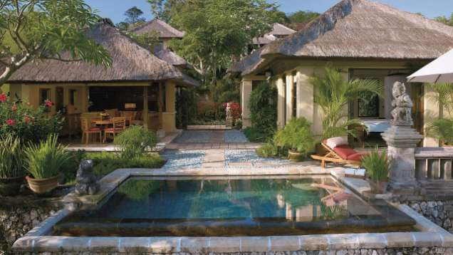 Check Out Room Rates for the Villas at Four Seasons Resort Bali at Jimbaran Bay