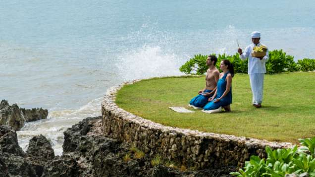 Signature Treatments of the Spa at Four Seasons Resort Bali at Jimbaran Bay