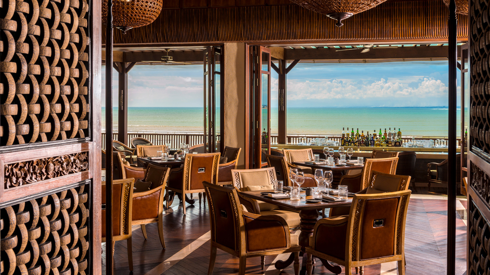 Function Room Sundara Balcony in Four Seasons Resort Bali at Jimbaran Bay