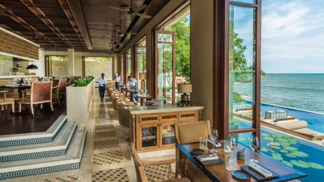 Enjoy Epic Dining Experiences at Four Seasons Resort Bali at Jimbaran Bay