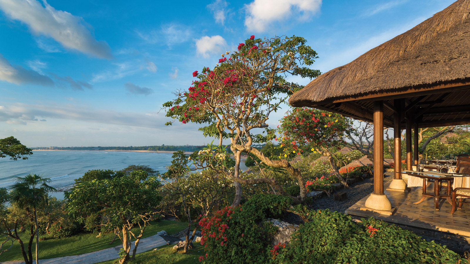Function Room Taman Wantilan in Four Seasons Resort Bali at Jimbaran Bay