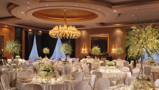 Wedding venues in beirut lebanon four seasons hotel beirut the ultra chic venues of four seasons hotel beirut provide a majestic modern setting to impress your guests whether for your wedding social event or junglespirit Gallery