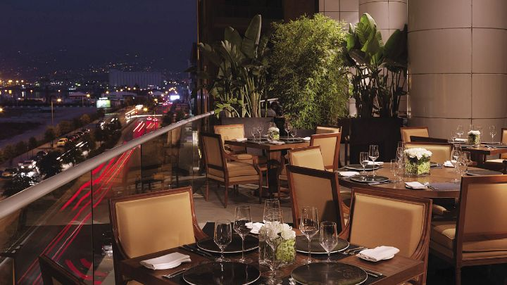 The Grill Room | Beirut Restaurant | Four Seasons Hotel Beirut