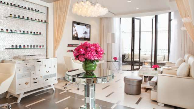 Beverly hills spa a taste of beauty beverly wilshire spa for 4 seasons beauty salon