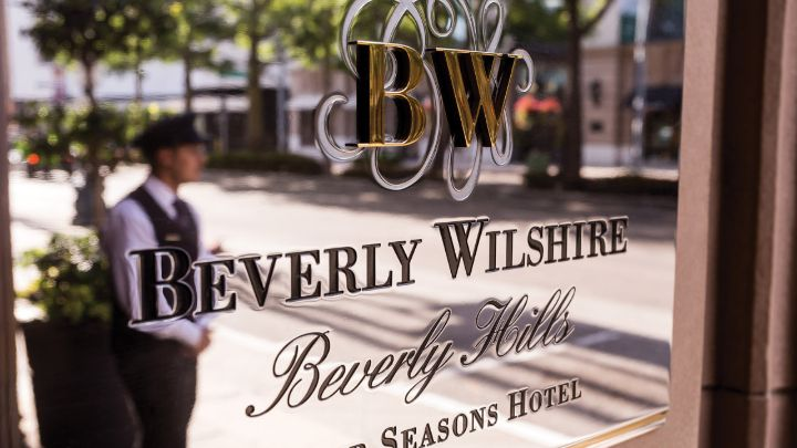 Five-Star Beverly Wilshire, Beverly Hills a Four Seasons Hotel