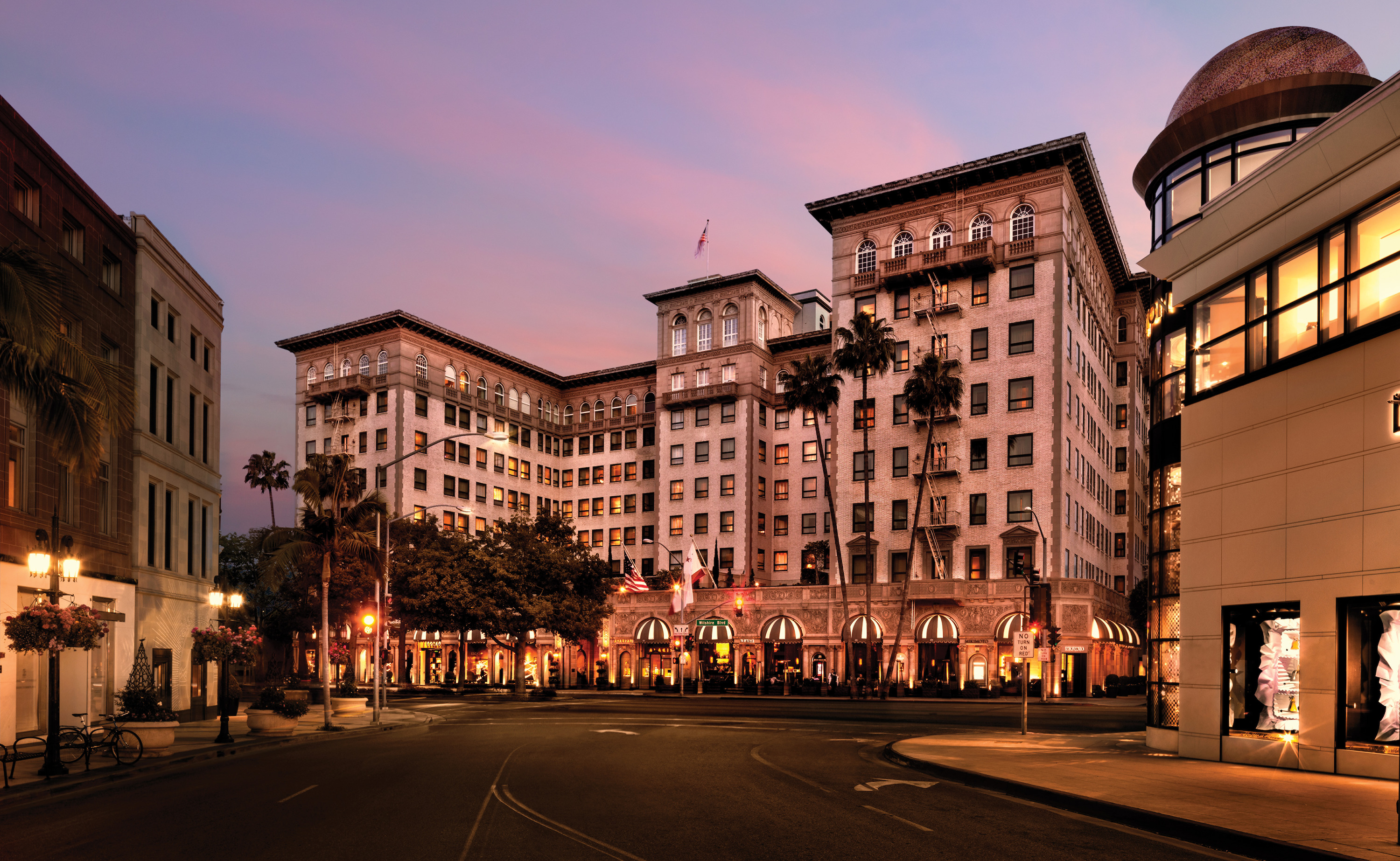 Beverly Hills Luxury Hotel | Beverly Wilshire