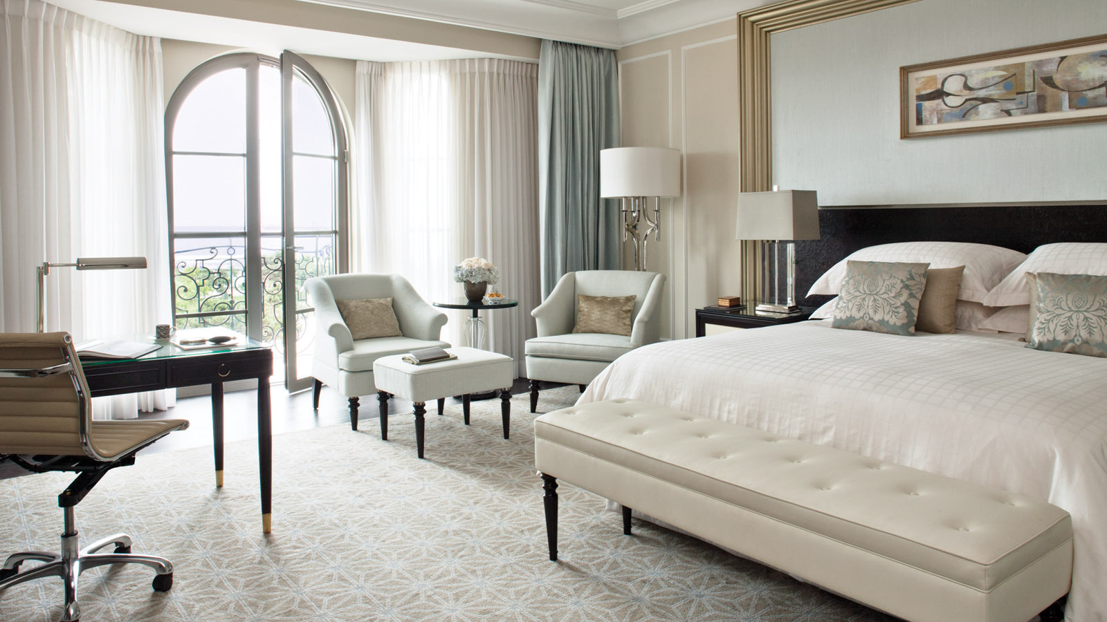 Four Seasons Baku Luxury Hotel Room