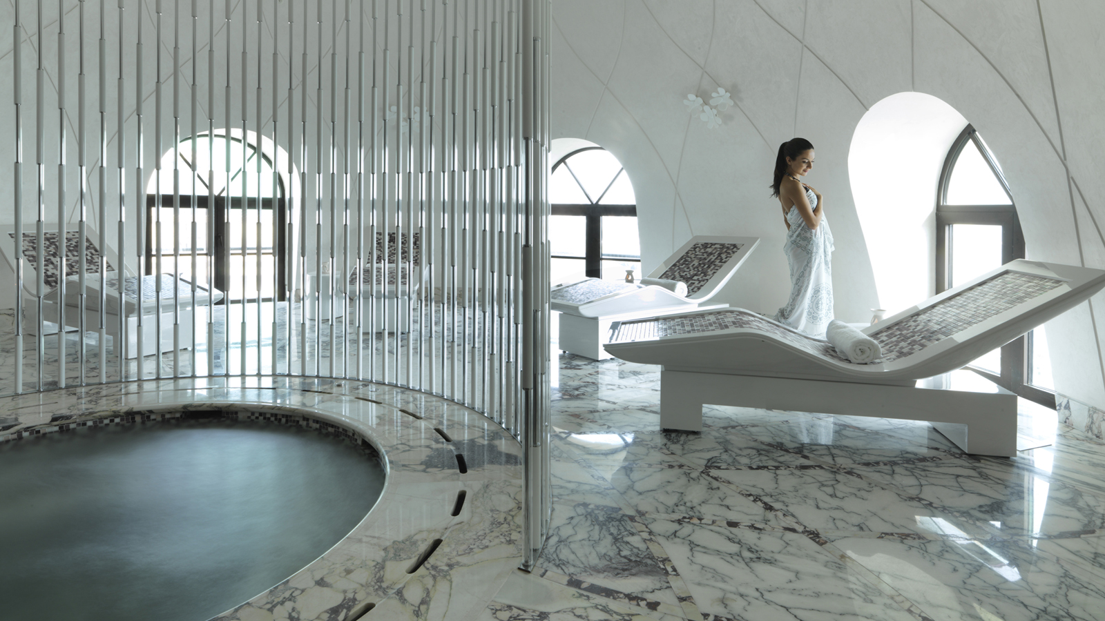 Jaleh Spa at Four Seasons Hotel Baku