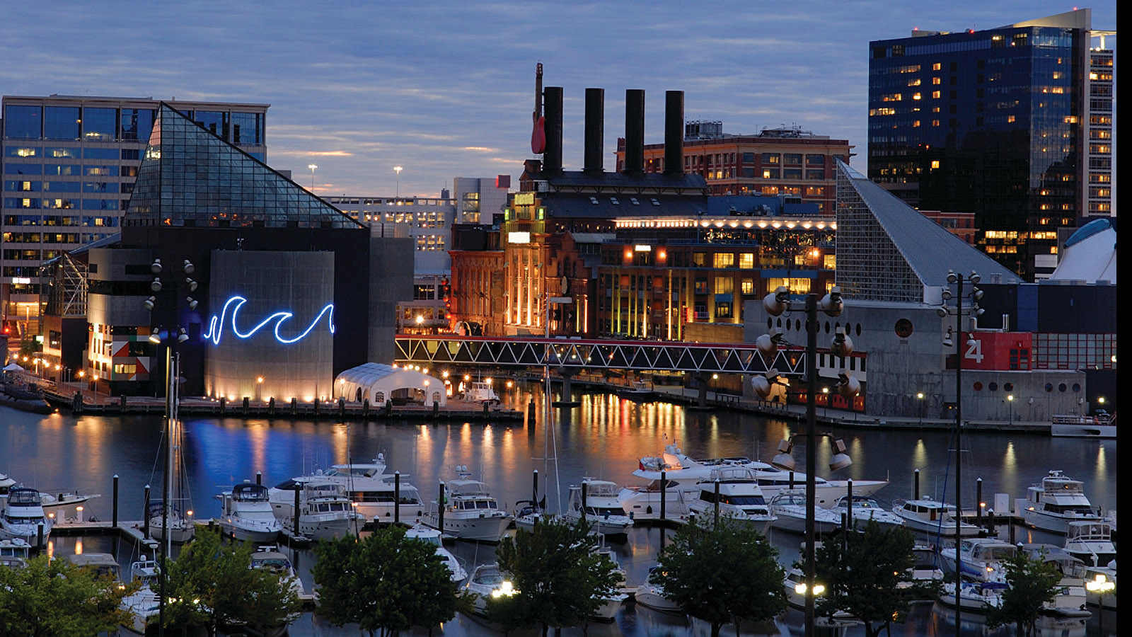Meeting Rooms Baltimore | Event & Party Venues | Four Seasons