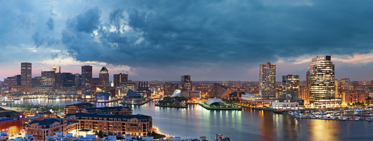 Baltimore Luxury Hotels | Harbor East Hotel | Four Seasons