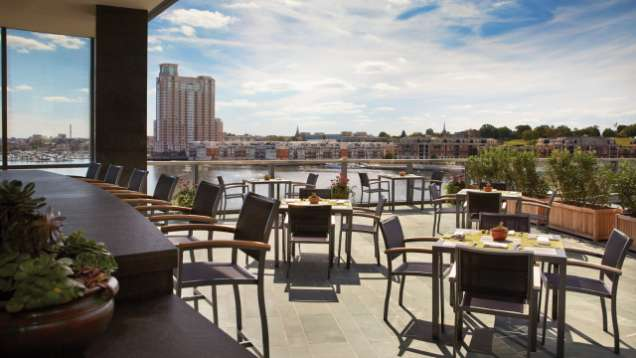 Experience More – Dining Credit at Four Seasons Hotel Baltimore