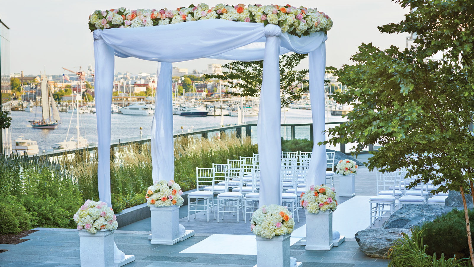 I Had My Wedding At The Four Seasons In Baltimore Cobalt Room July And It Was Magical