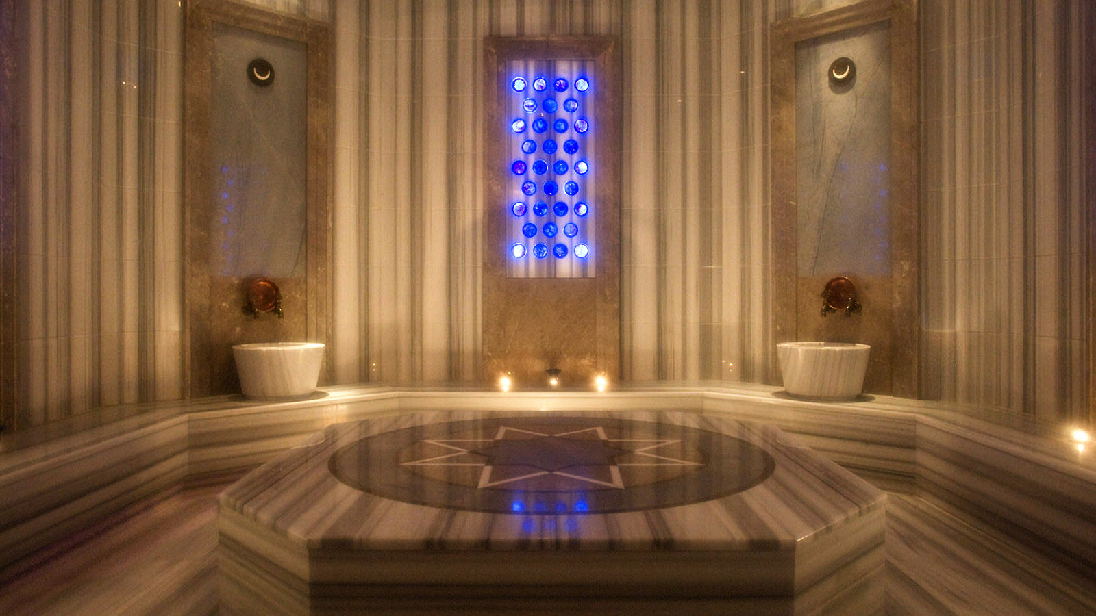 Hammam Turkish Bath in Istanbul
