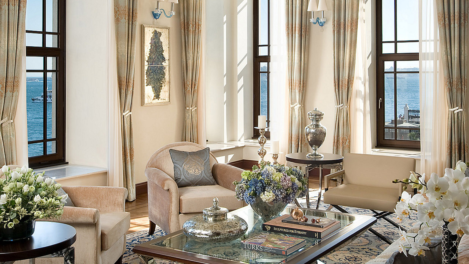 Istanbul Suite at Four Seasons Hotel at the Bosphorus