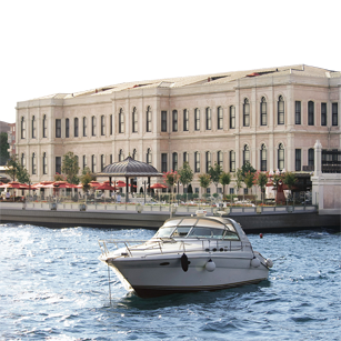 Bosphorus Cruises near Four Seasons Hotel Istanbul at the Bosphorus