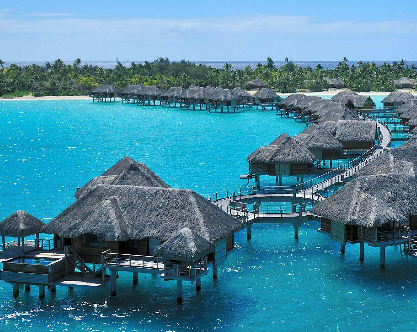Four Seasons Resort Bora Named Best Large Luxury Island In The World