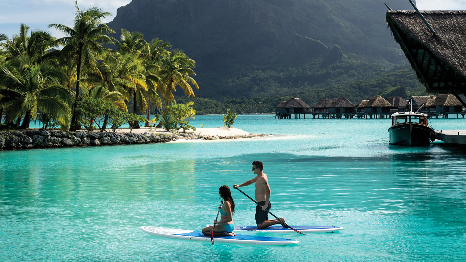 Stay Longer – Fourth Night Free with Breakfast at Four Seasons Resort Bora Bora