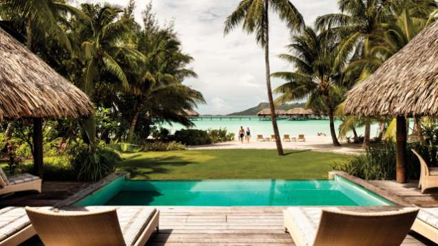 Surf & Turf Vacation Package at Four Seasons Resort Bora Bora