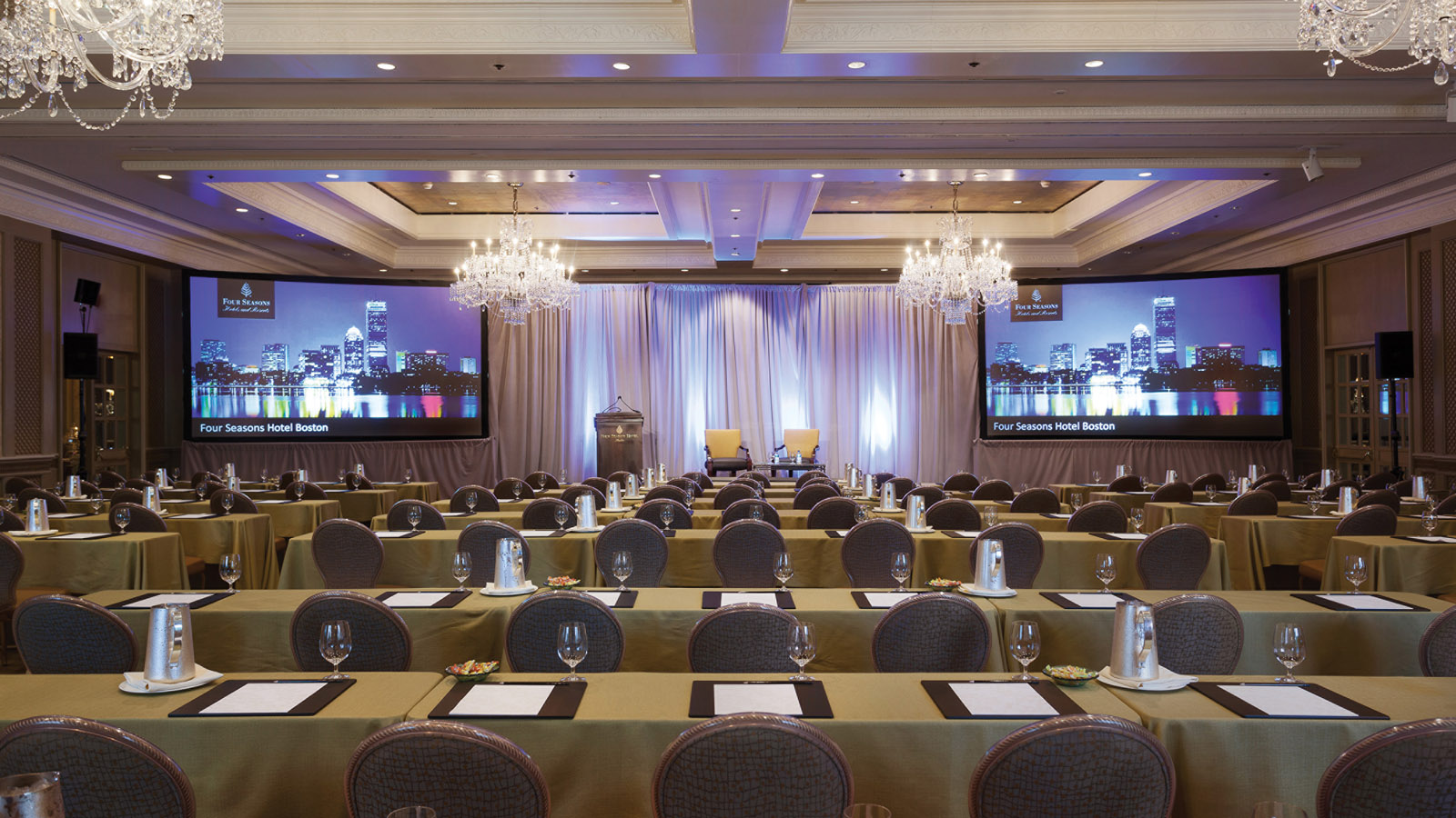 Boston Meeting Space Event Venues