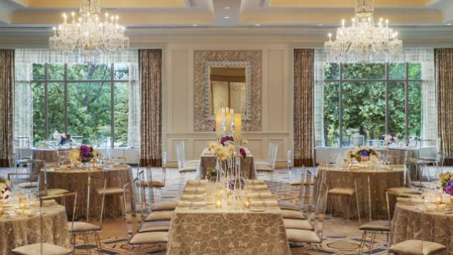Boston Wedding Venue at Four Seasons Hotel