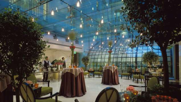 Glass Venue In Budapest Weddings Amp Events Four Seasons