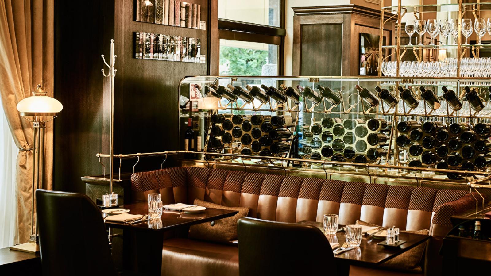 Edg design wins best hotel restaurant for kollÁzs