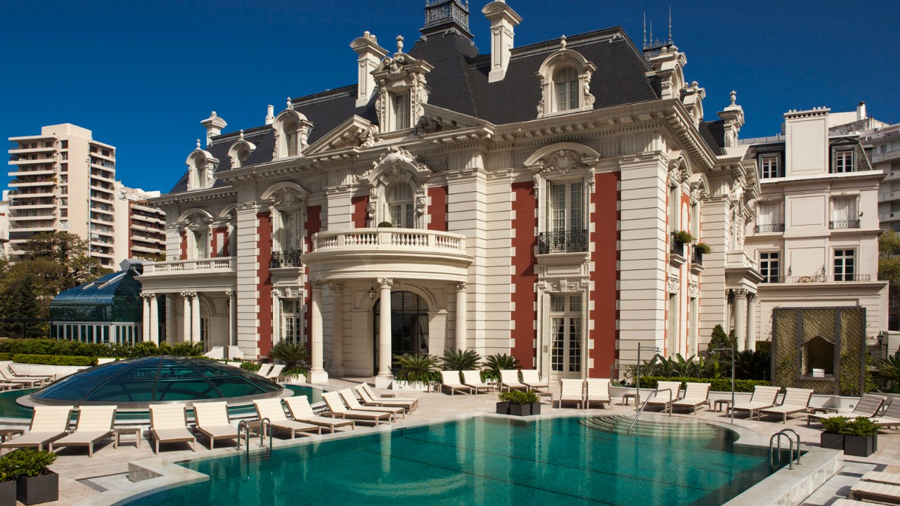 Best luxury hotels in Buenos Aires, Argentina
