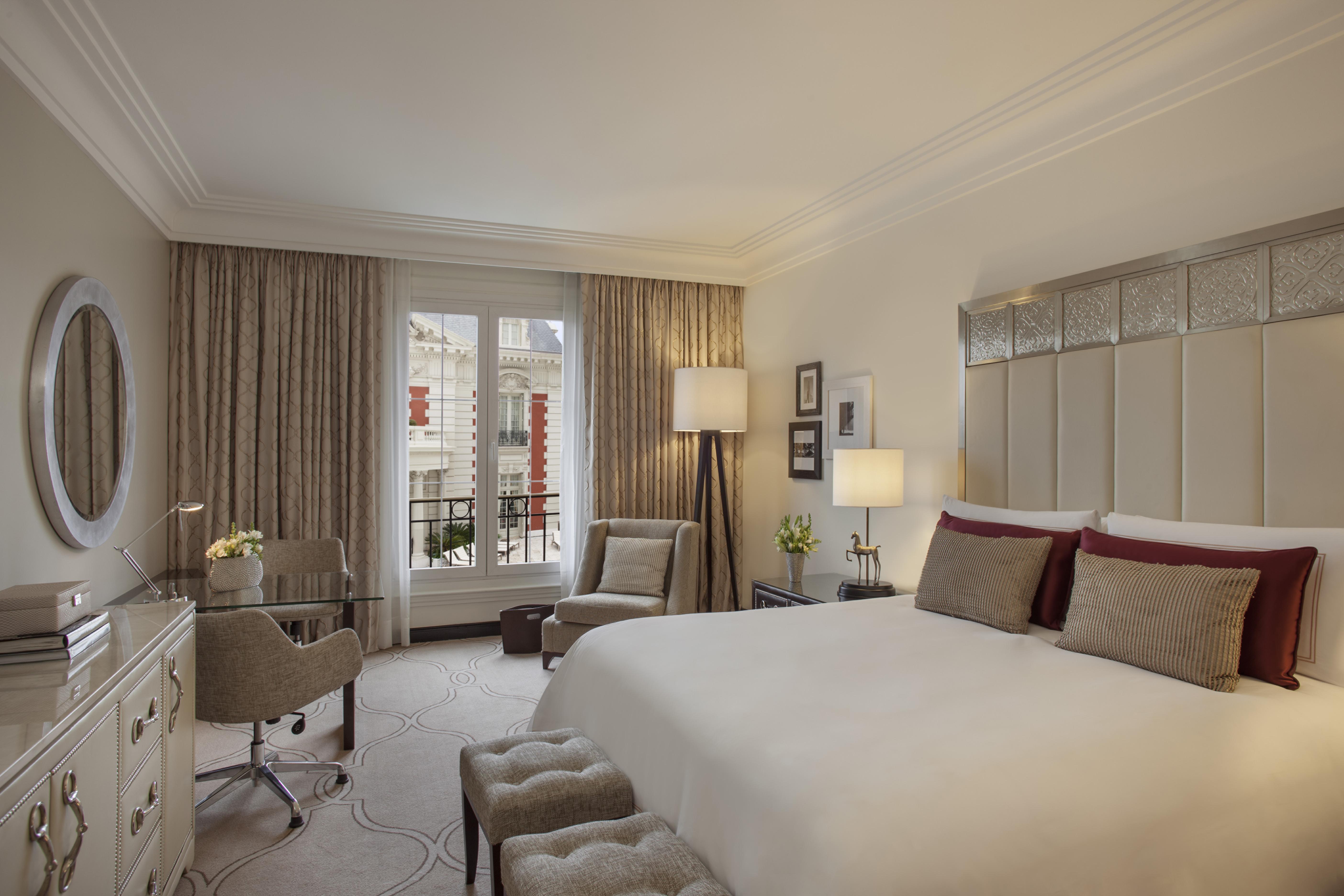 Tarifas de habitaciones del hotel de lujo four seasons for Hoteles de lujo habitaciones