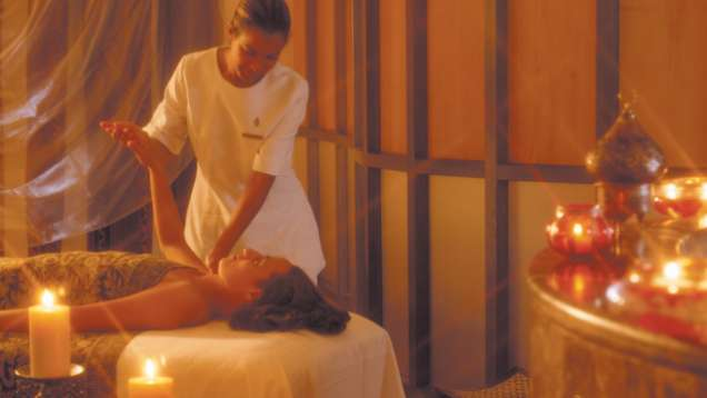 Healing Treatments at the Spa at Four Seasons Cairo at the First Residence