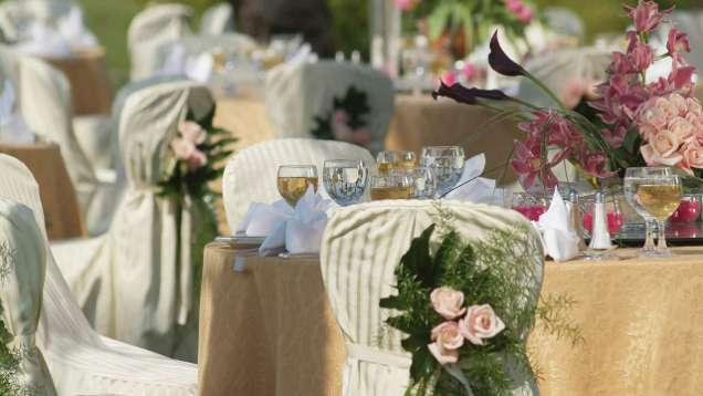 Wedding Venues in Cairo at Four Seasons Hotel Cairo at the First Residence