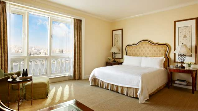 Bed & Breakfast Package at Four Seasons Hotel Cairo at the First Residence