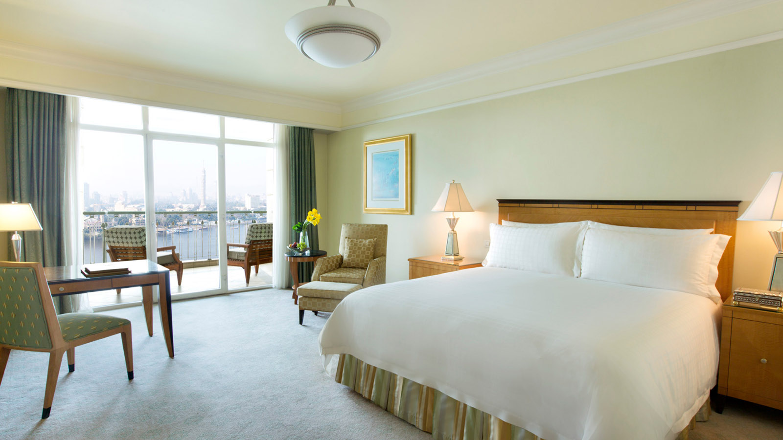 Room Rate Promotion at Four Seasons Hotel Cairo at Nile Plaza