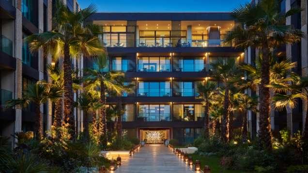 Next Prev 1 8 Four Seasons Hotel Casablanca