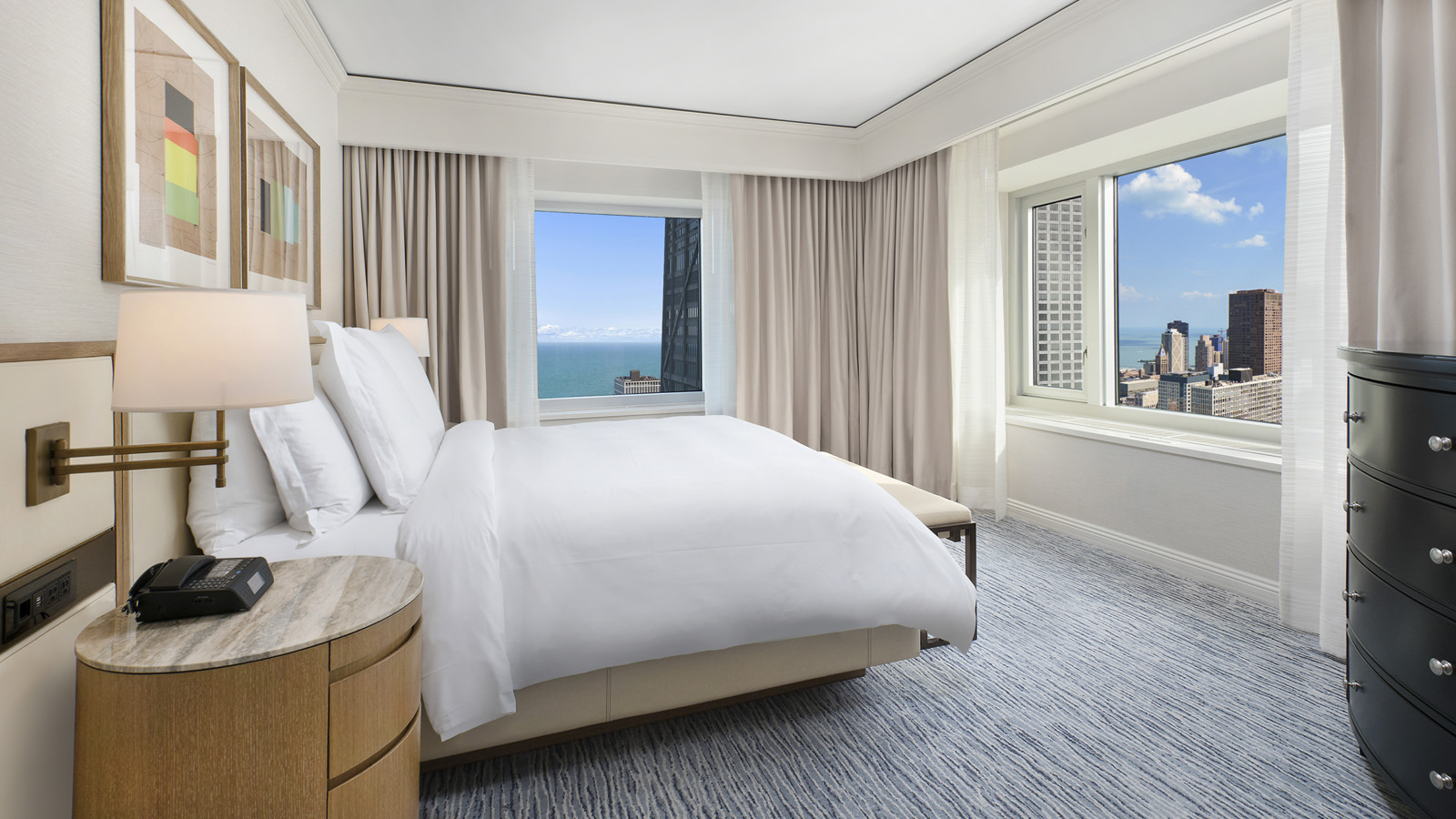 Four seasons hotel chicago to complete renovation in for Hotel decor chicago