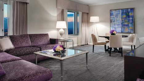 One-Bedroom Suite | Chicago Luxury Suite | Four Seasons Chicago